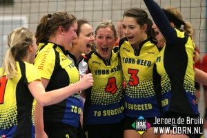Dames 1 Volley Meerkerk